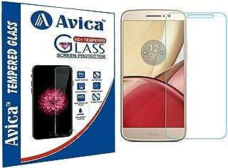 AVICA® 2.5D HD Premium Flexible Tempered Glass Screen Protector for Motorola Moto M