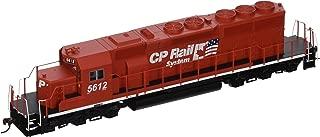 Bachmann Industries CP Rail #5612 Diesel Locomotive Train