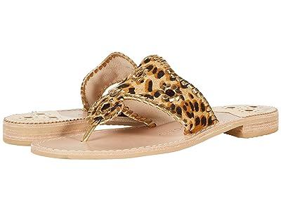 Jack Rogers Haircalf Jacks Flat Sandal