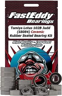 Tamiya Lotus 102B Judd (58084) Ceramic Rubber Sealed Ball Bearing Kit for RC Cars Kit