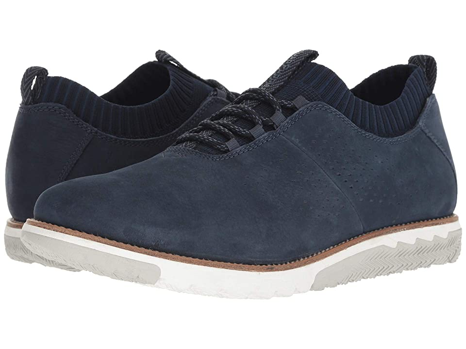 Hush Puppies Expert Knit Oxford (Navy Nubuck) Men