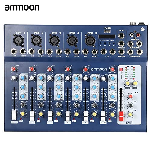 Mesas de mezclas Digitales: Amazon.es