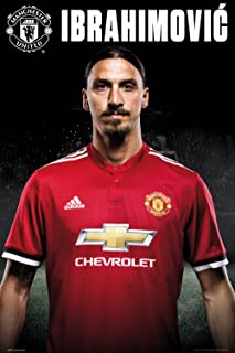 Manchester United F. C. Poster iburahimobitti 11/Manchester United F. C. Poster Ibrahimovic 11