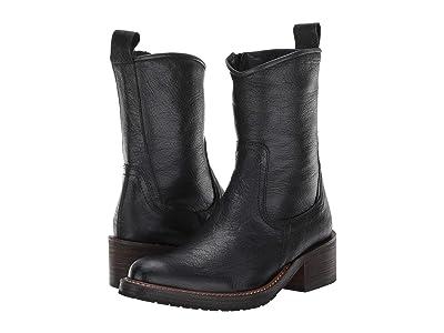 Free People Lynden Ankle Boot (Black) Women