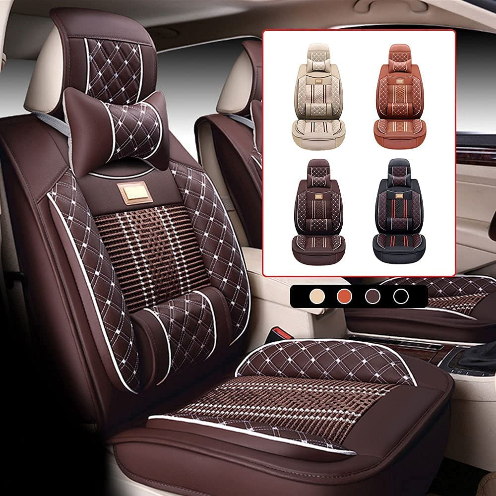 Trust Maidao All Weather Custom Car Seat National products Covers 5 for Fit TL Acura TLX