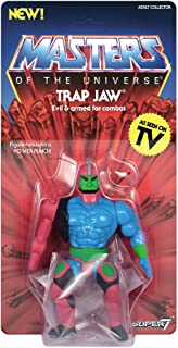 Super7 Masters of The Universe Vintage Collection Action Figure Trap Jaw 14 cm