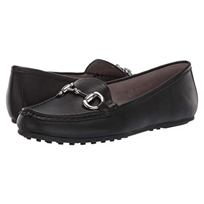 A2 by Aerosoles Drive Back (Black Nappa) Women