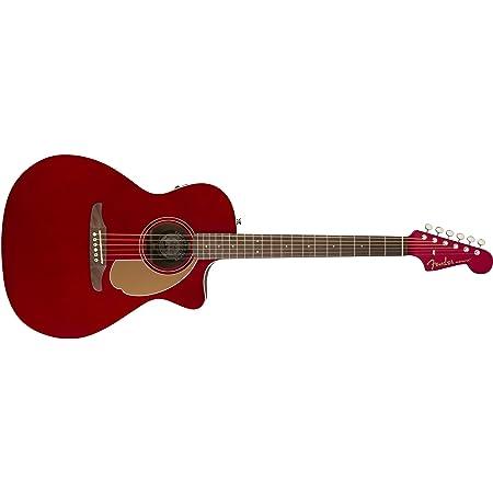 Amazon Com Samick Greg Bennett Design D4ce Acoustic Guitar Transparent Red Musical Instruments