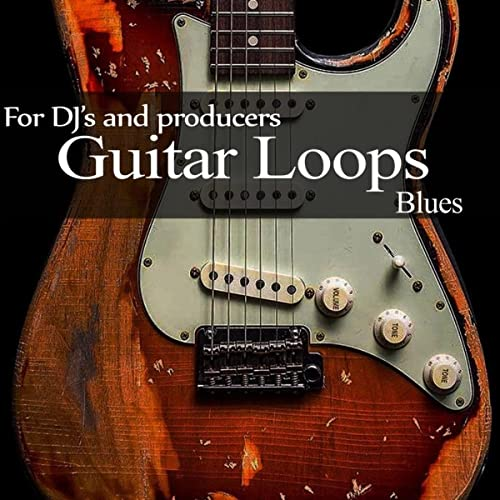 Shuffle Blues Riffs & Chords (in G) [70 BPM] by Music Loops on