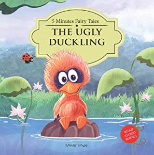 5 Minutes Fairy tales The Ugly Duckling : Abridged Fairy Tales For Children (Padded Board Books)