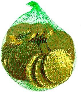 Lucky Charms Bag of Irish Milk Chocolate Coins 75g with Euro & Irish Symbols