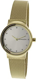 Skagen Women's Freja - SKW2717 Gold One Size
