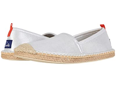 Sea Star Beachwear Beachcomber Espadrille Water Shoe (Platinum) Women