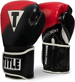 Title Boxing Speed-Trax Weighted Bag Gloves