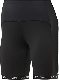 Reebok Women's Studio Short Fitted Polyester