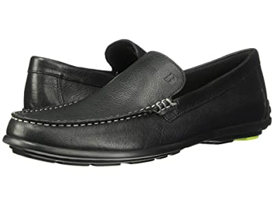 Bostonian Grafton Loafer (Black Leather) Men