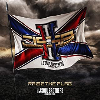 RAISE THE FLAG(CD+DVD&DVD2枚組)