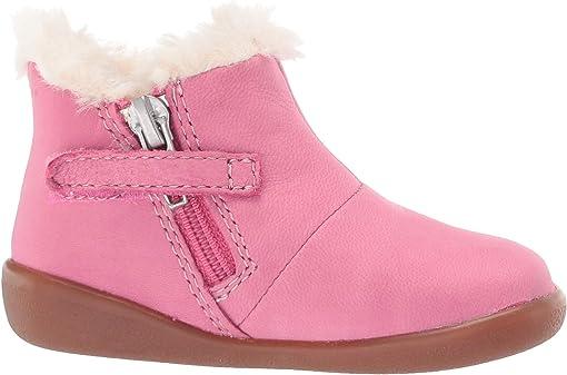 Medium Pink Suede