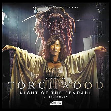 Torchwood #25 Night of the Fendahl