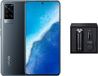 vivo X60 5G Dual SIM 256GB 12GB RAM, Midnight Black with Gift Box