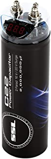 $42 » Sound Storm C22 2 Farad Car Capacitor for Energy Storage to Enhance Bass Demand from Audio System