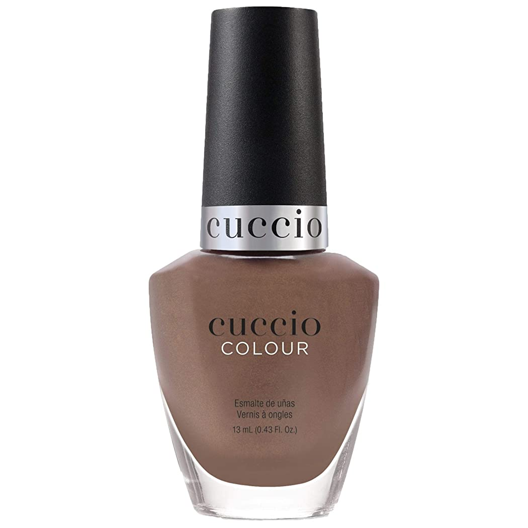 速報量加入Cuccio Colour Nail Lacquer - Tapestry Collection - Positive Thread - 13 mL / 0.43 oz