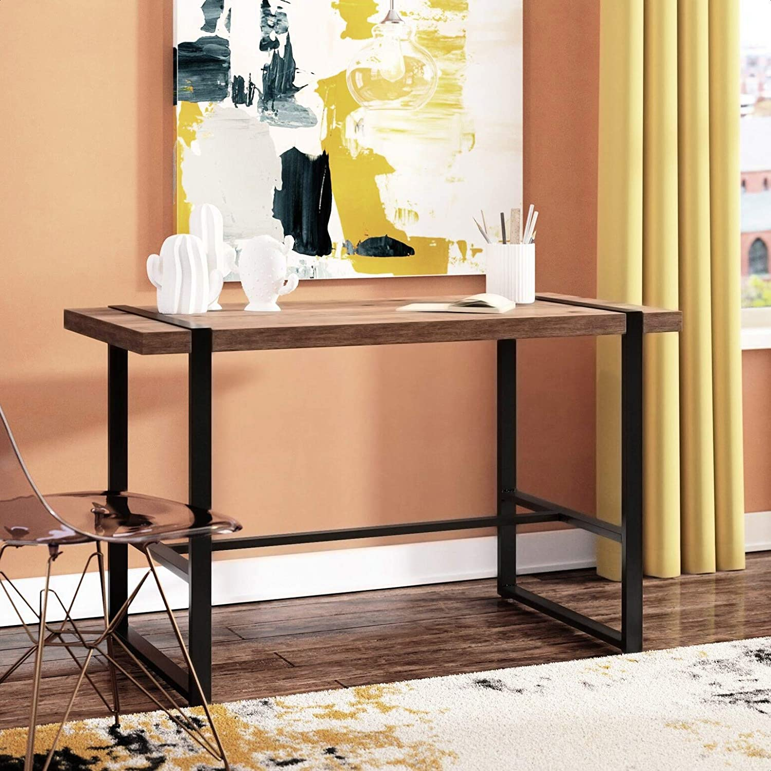 Department store Bovina Credenza Sale SALE% OFF Desk Commercial Use: Yes 47. x Overall: H 29''
