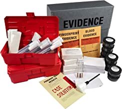 Crime Scene Forensic Science Mega Kit: The Missy Hammond Case - 40-Student Pack