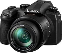 PANASONIC LUMIX FZ1000 II 20.1MP Digital Camera, 16x 25-400mm LEICA DC Lens, 4K Video, Optical Image Stabilizer and 3.0-in...