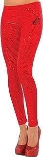 Costume Co Women's Wizard Of Oz Dorothy Ruby Red Leggings