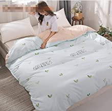 TIANENG Printed Duvet Cover 1 PC Comforter Quilt Case Twin Queen King with Zipper Bedroom Covers Sweet Style 240 x 220 cm ...