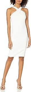 Best white halter sheath dress Reviews