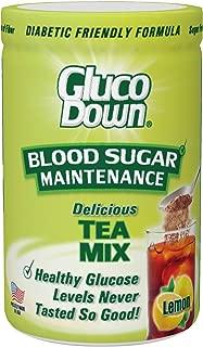 GlucoDown Diabetic Friendly Maintain Delicious