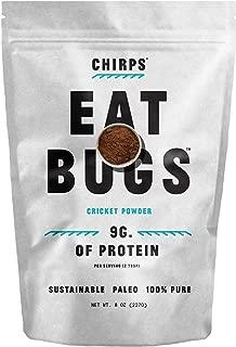 Chirps Cricket Powder (.5 lb) (Cricket Flour) (Cricket Protein)
