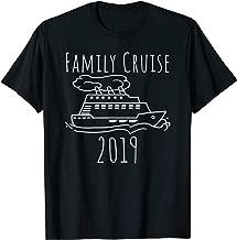 2019 Family Cruise Matching T-Shirts