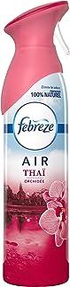 Febreze Spray Desodorisant Maison, Élimine les odeurs et rafraîchit l'intérieur, Thaï Orchidée, 300 ml
