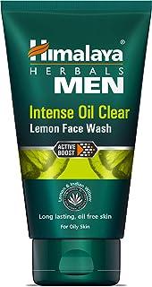 Himalaya Herbals MEN Intense Oil Clear Lemon Face Wash - 100 ml