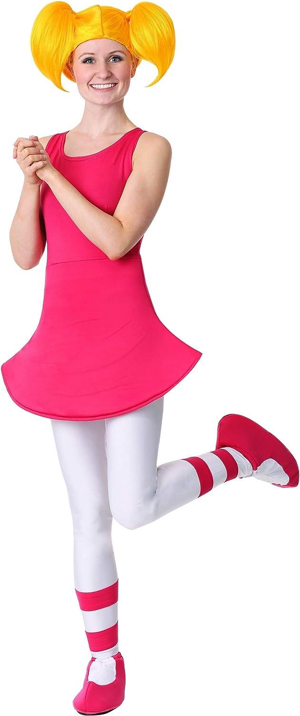 Dexter's Laboratory Dee Dee Fancy Dress Costume XLarge