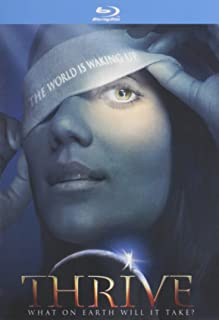 THRIVE Blu-ray Disc (Region 0)