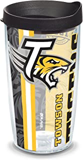Best Tervis Towson Tigers College Pride Tumbler with Wrap and Black Lid 16oz, Clear Reviews
