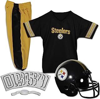 Franklin Sports NFL Kids Football Uniform Set - NFL Youth Football Costume for Boys & Girls - Set Includes Helmet, Jersey ...