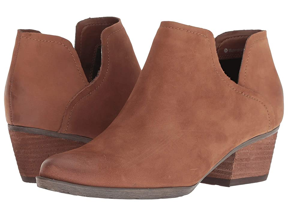 Blondo Victoria Waterproof (Cognac Nubuck) Women