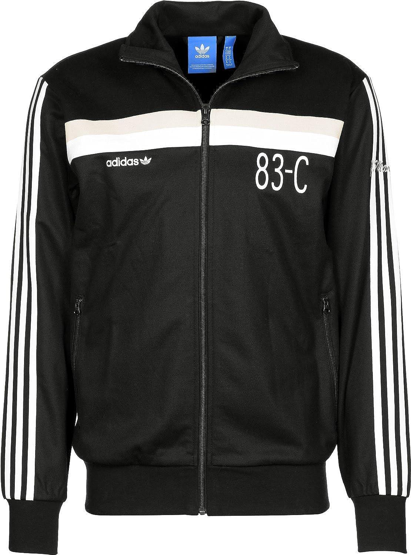 Adidas Herren 83-c Tracktop Sweatshirt