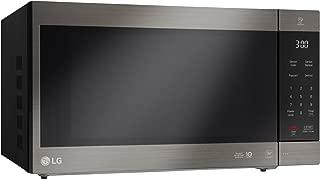 LG 2.0 Cu. Ft. NeoChef Countertop Microwave (LMC2075BD) Stainless Steel/Black