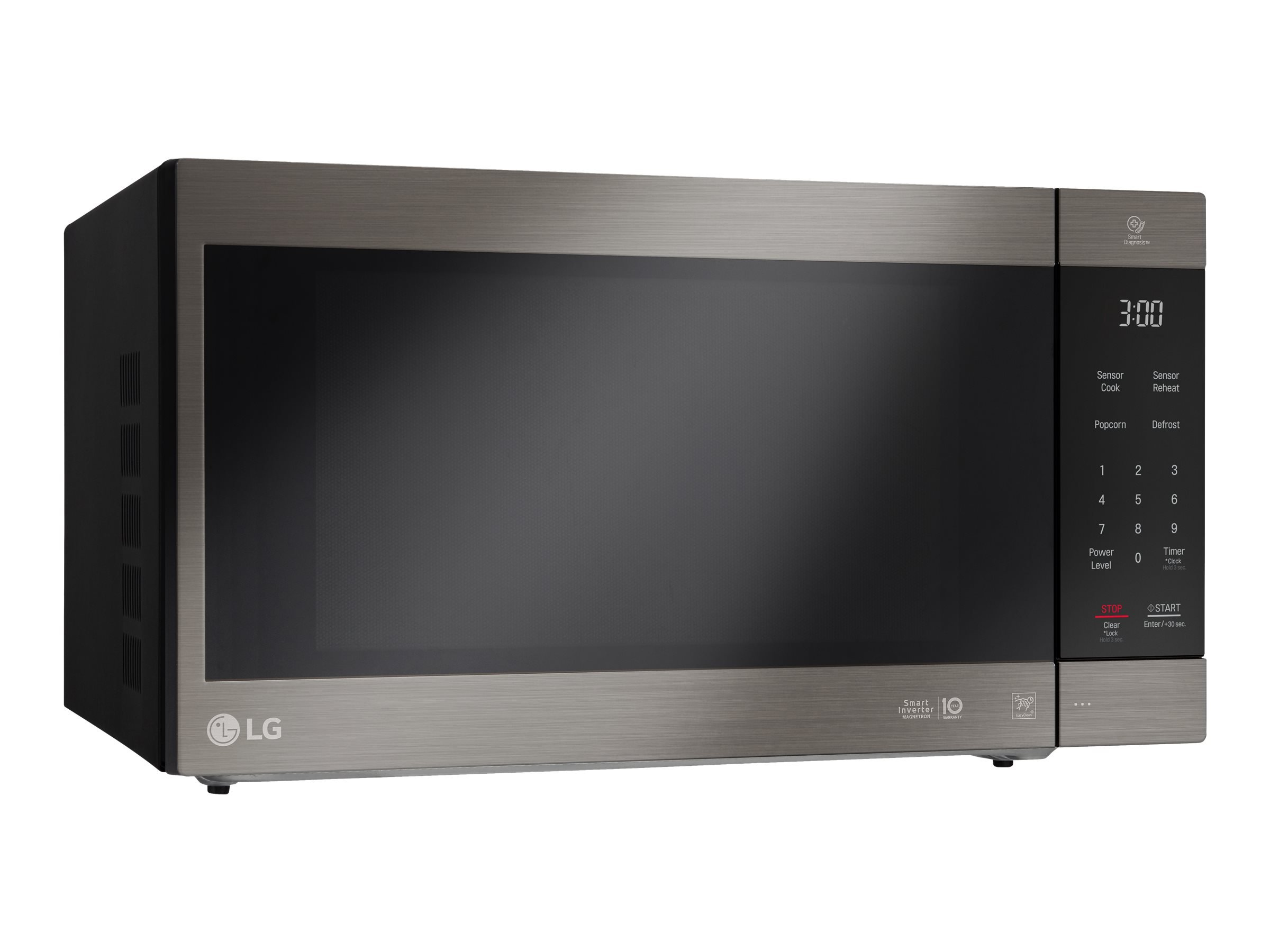 LG Countertop Microwave LMC2075BD Stainless