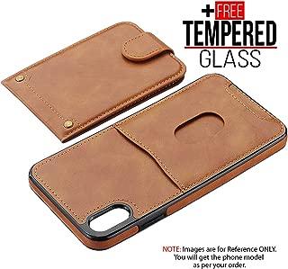 Mejor Iphone 6 Plus Leather Flip Case de 2020 - Mejor valorados y revisados