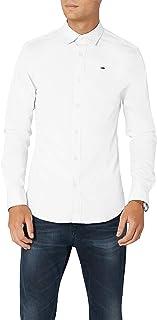 comprar comparacion Tommy Hilfiger Original Stretch Shirt Camisa para Hombre