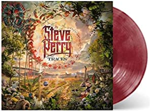 Steve Perry-Traces- Exclusive Maroon Vinyl