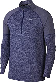 Nike Men's Element 1/2 Zip Running Top