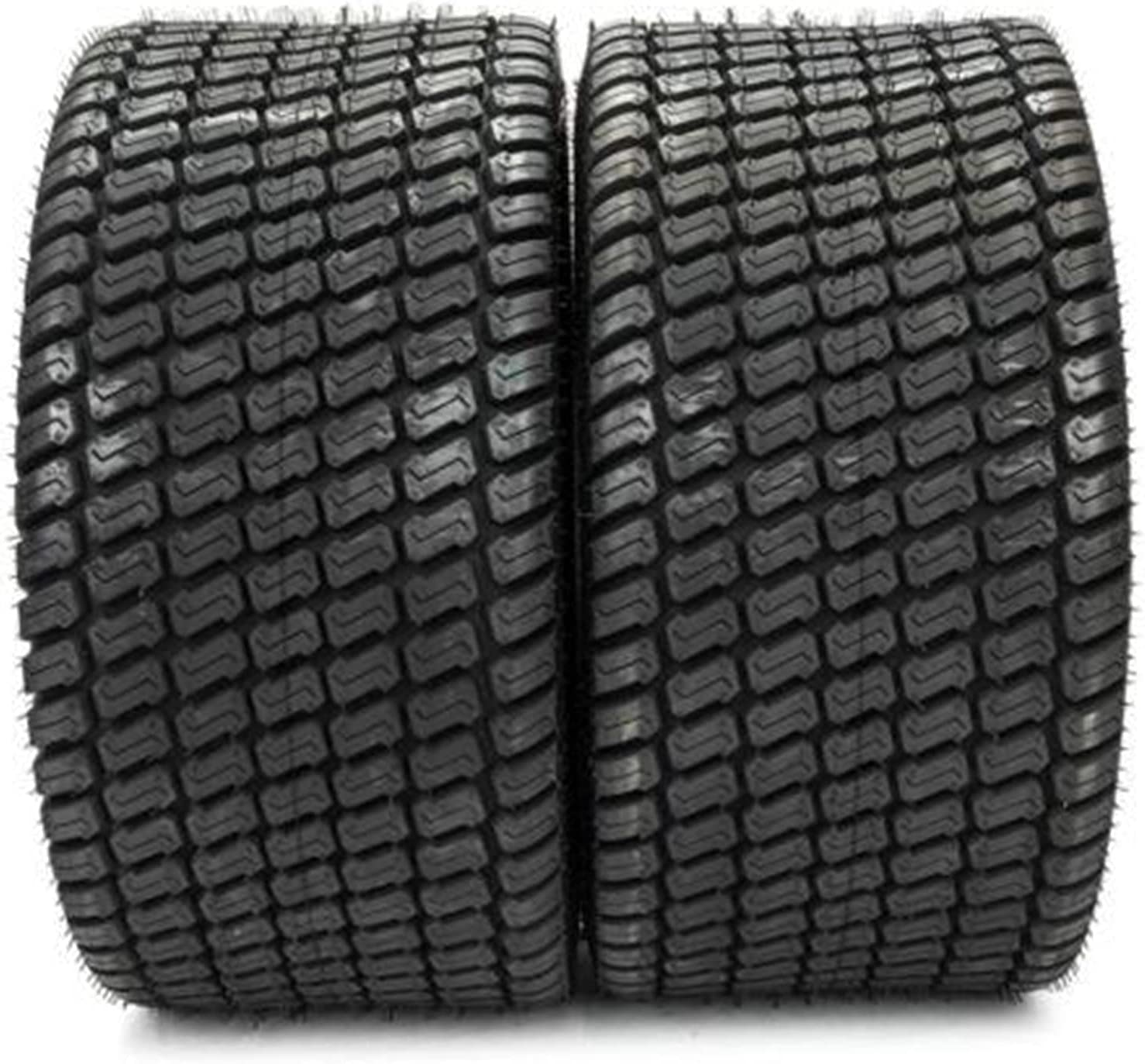Set of 2 New 20X10.00-8 LRB 4 Ply 20X10-8 Tires, Accesorios para
